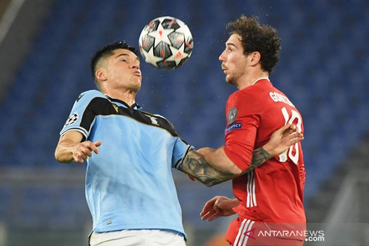Liga Italia: Lazio tutup pekan di puncak klasemen