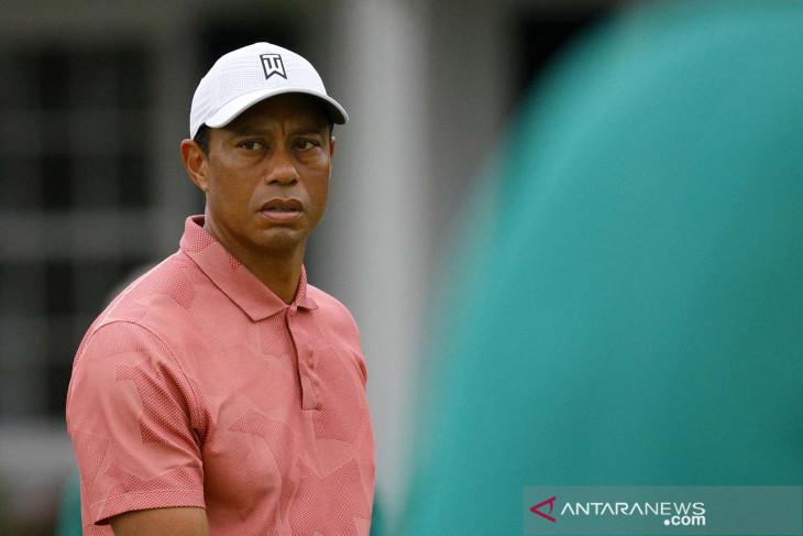 Laporan ungkap kondisi pegolf Tiger Woods pasca-kecelakaan