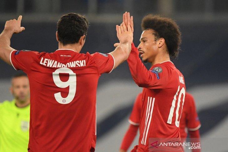 Bayern membuktikan status juara bertahan saat hajar Lazio 4-1