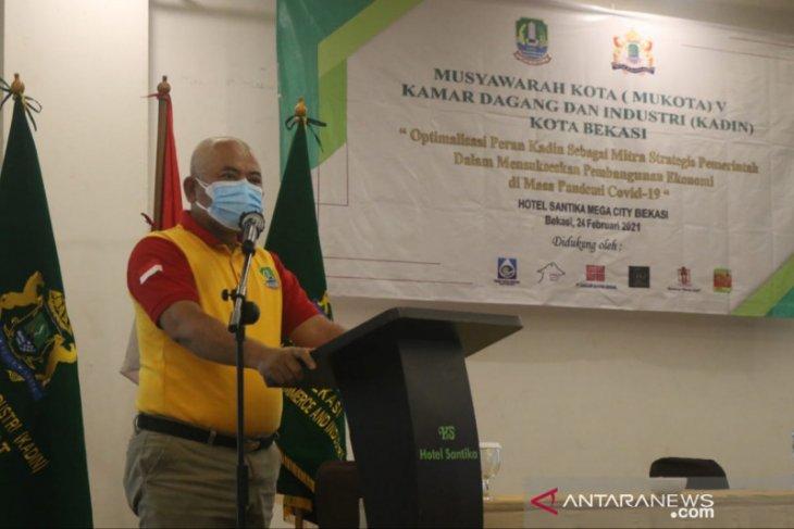 Kota Bekasi perkuat fungsi Kadin pulihkan ekonomi di masa pandemi