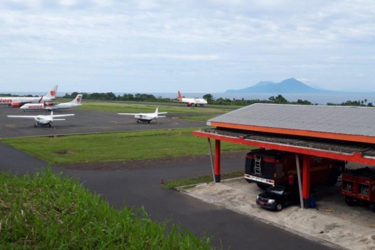 Penerbangan Citilink perdana rute Jakarta ke Ternate 25 Februari