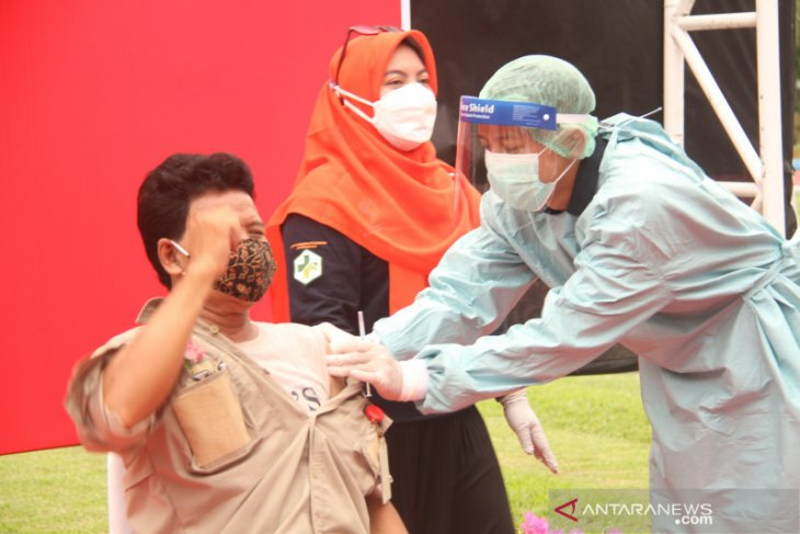 5,124,948 Indonesians vaccinated against COVID-19