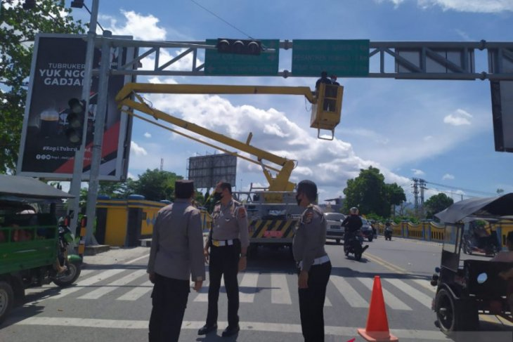 Polda Gorontalo akan terapkan tilang elektronik