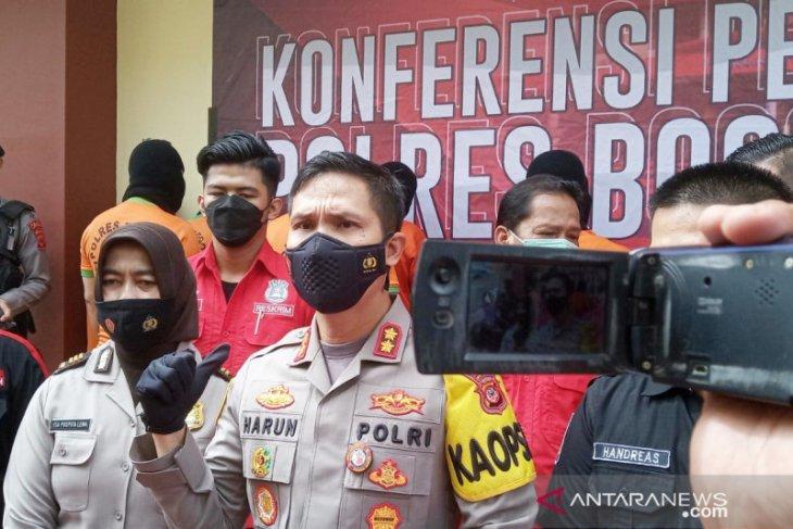 Sekdes tersangka korupsi dana bansos COVID-19 di Bogor masih buron