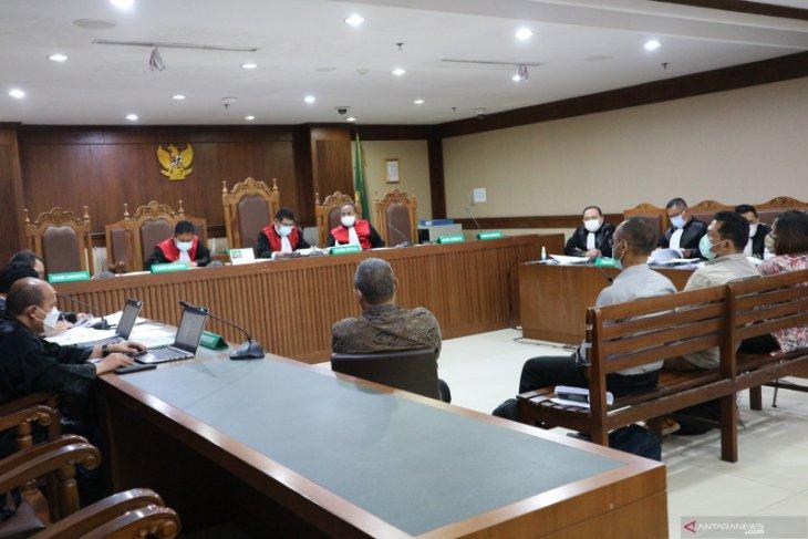 Stafsus jelaskan dua teman Edhy Prabowo minta pekerjaan di KKP