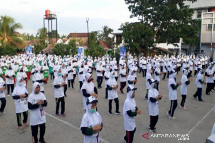 Pesantren di Banten karantina mandiri cegah penularan COVID-19