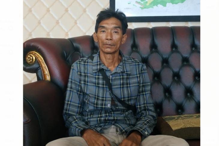 Pokmas Tanjung Lokang tegaskan terima bantuan ikan Semah dari TNBKDS