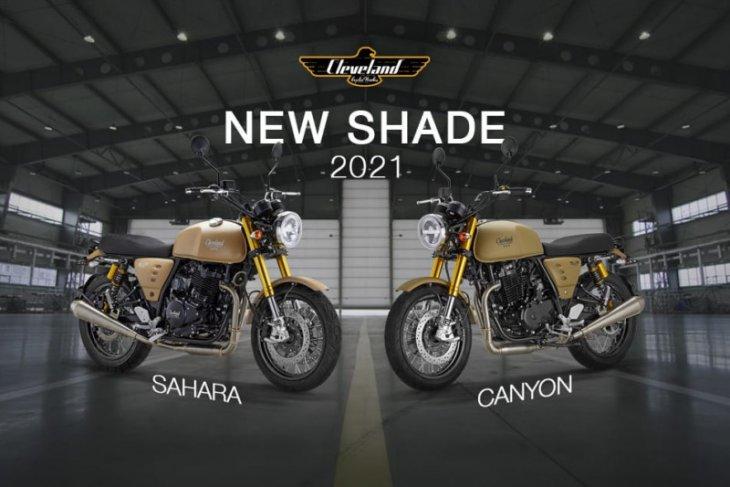 Cleveland Ace 400 New Shade 2021 hadir  dengan banderol Rp72 juta