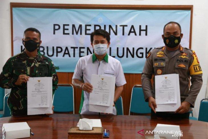 KPK: Capaian MCP Pemkab Klungkung 90,24 Persen