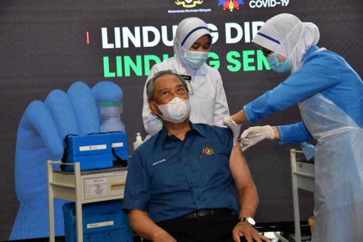 Malaysia menerima vaksin COVID-19 sinovac