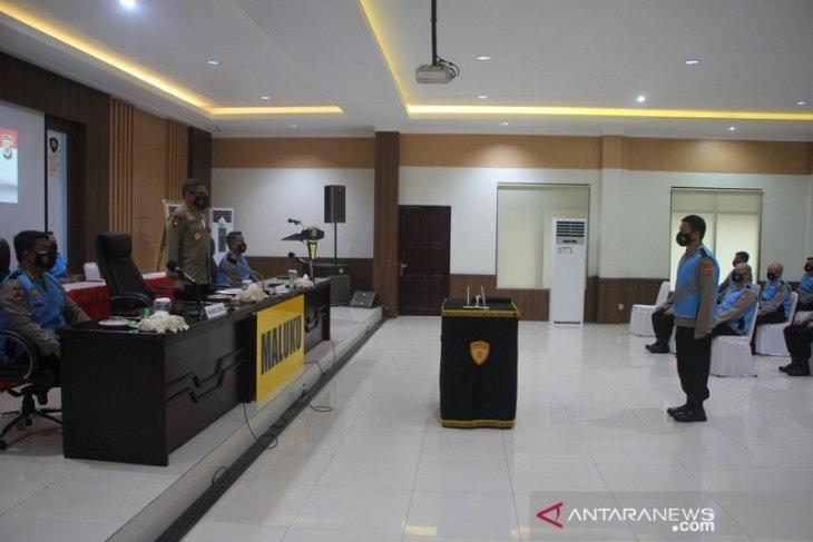 Polda Maluku seleksi PKN dan STIK angkatan 79