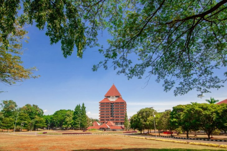 UI perguruan tinggi terbaik di Indonesia versi Webometrics 2021