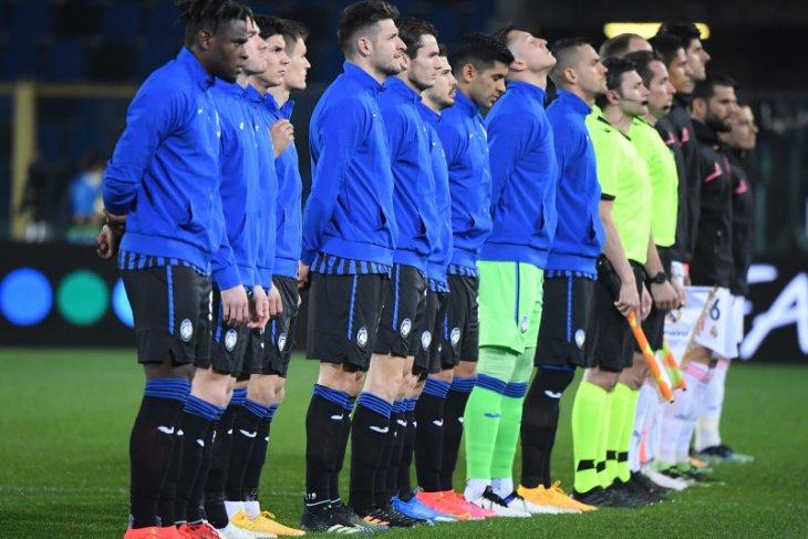 Liga Champions: Ribuan pendukung Atalanta bandel tetap berkerumun jelang lawan Real