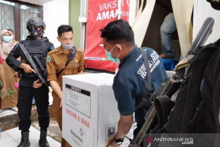 481 nakes di Nagan Raya belum bisa divaksin COVID-19