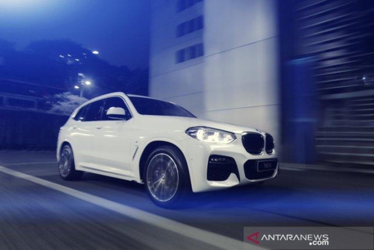 BMW X3 xDrive30i M Sport hadir dengan teknologi dan fitur baru