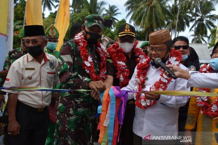 Bupati Gorontalo Utara sebut Kampung Tangguh Nusantara kuat hadapi bencana