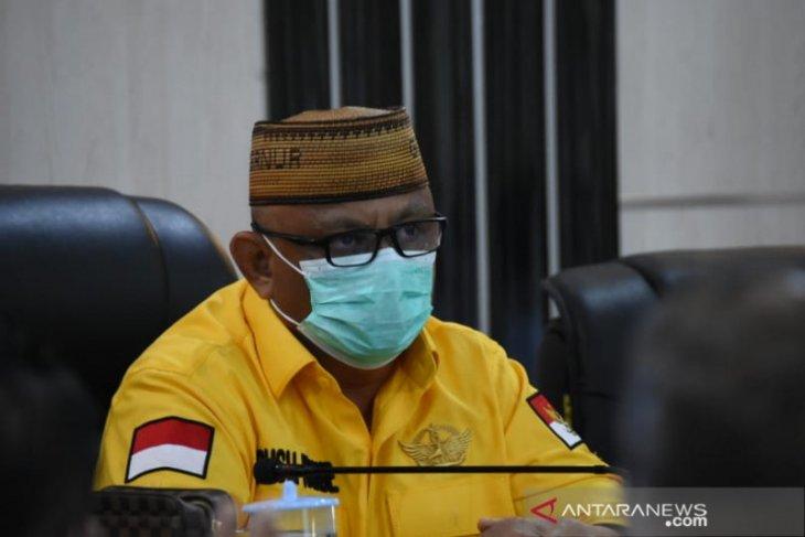Pelantikan Bupati/Wabup terpilih di Gorontalo terapkan prokes ketat