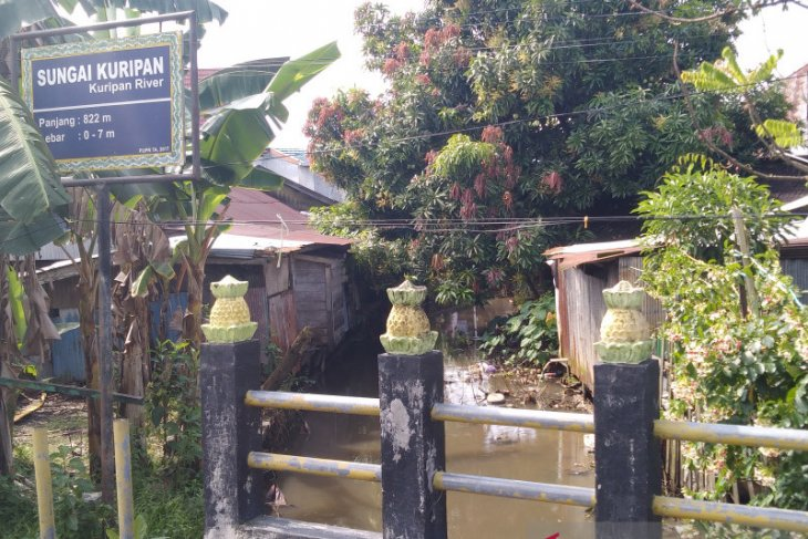 Melihat sisa-sisa 10 kanal buatan Belanda di Banjarmasin saat ini