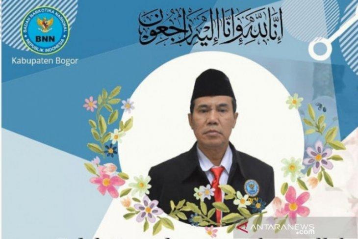 Kepala BNNK Bogor meninggal dunia setelah terpapar COVID-19
