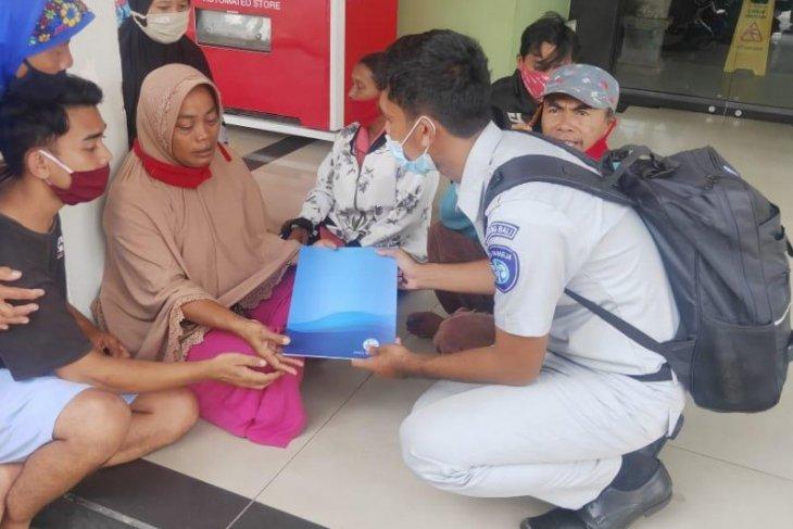 Jasa Raharja Bali serahkan santunan korban kecelakaan kurang dari 1x24 jam