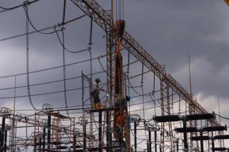 PLN lakukan pemeliharaan GITET, pastikan sistem Jawa  Bali andal hadapi cuaca ekstrem