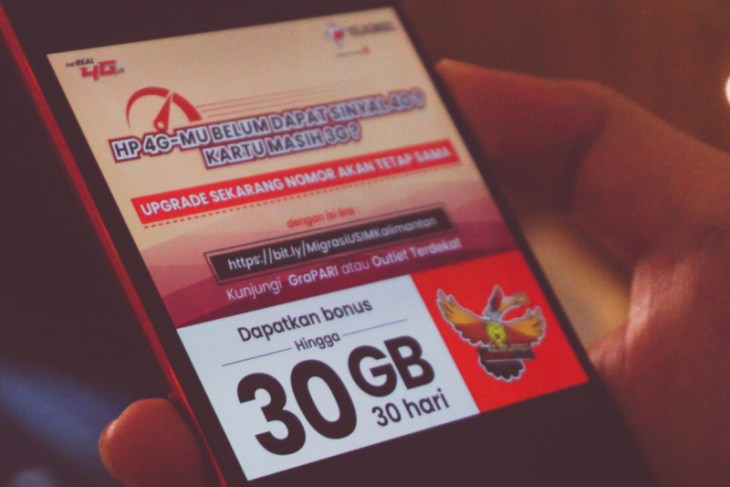 Telkomsel ajak pelanggan bermigrasi ke kartu USIM 4G