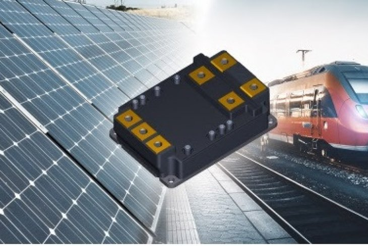 Toshiba launches silicon carbide MOSFET module that contributes to higher efficiency and miniaturization of industrial equipment