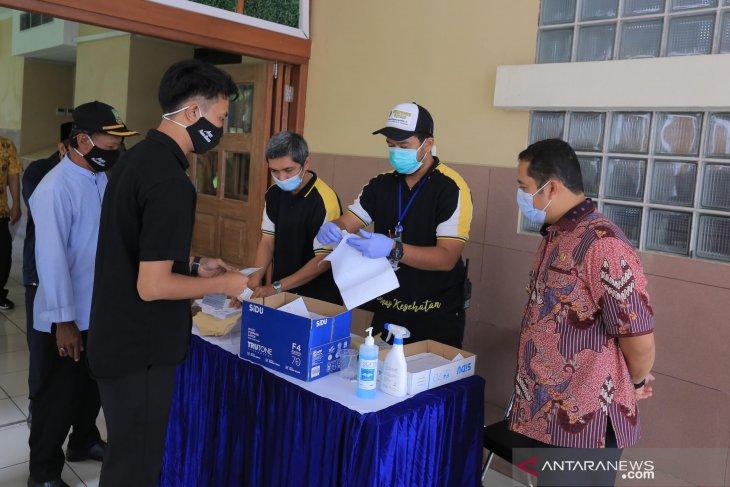 Pemkot Tangerang evaluasi alur vaksinasi COVID-19 untuk cegah kerumunan