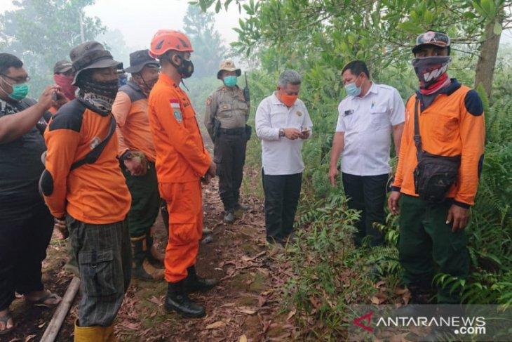 Kubu Raya berstatus siaga bencana karhutla