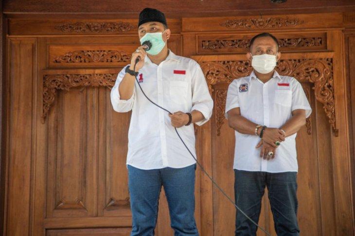 PDI Perjuangan berharap Eri-Armuji bisa bekerja total untuk Surabaya
