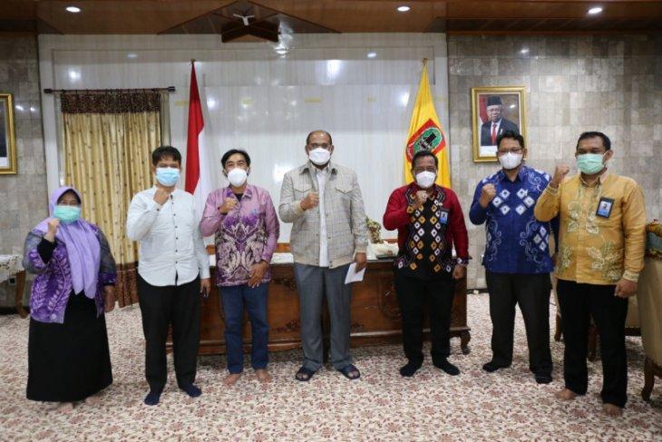 Gubernur Safrizal nilai BKKBN berperan penting tingkatkan IPM