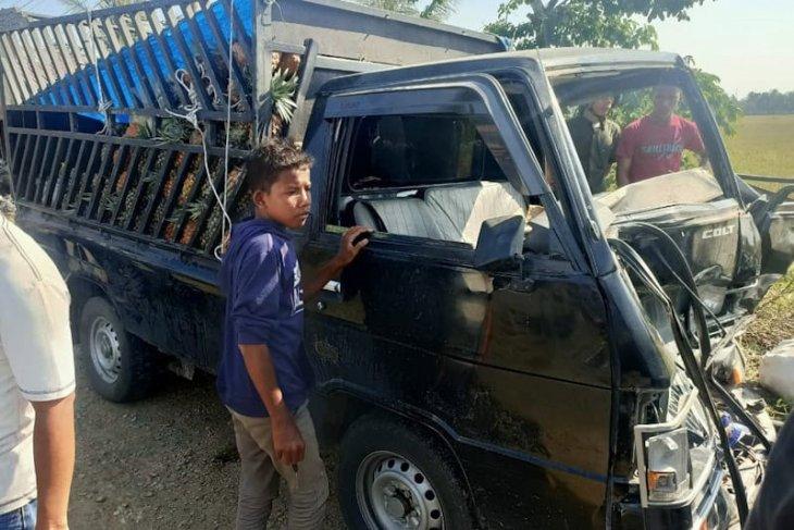 Satu tewas, tiga luka-luka dalam kecelakaan beruntun di Aceh Timur