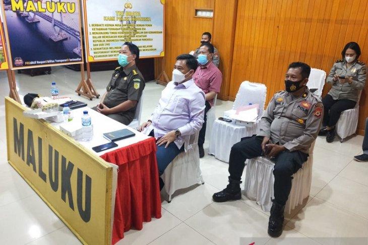 Tim Saber Pungli Maluku diminta kerja secara  maksimal