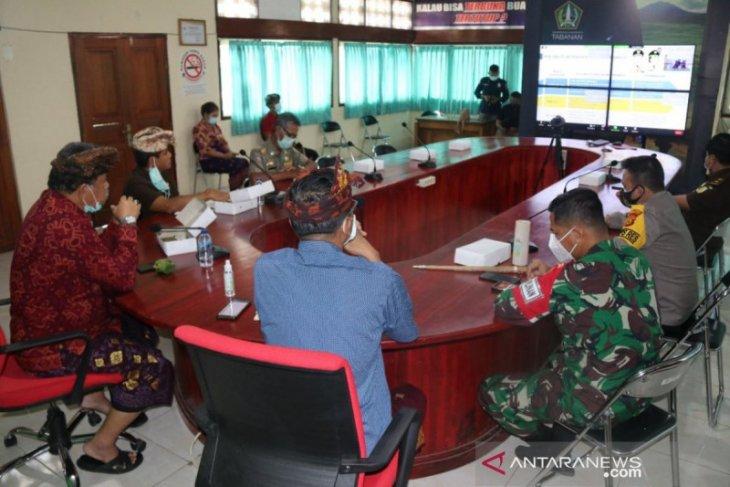 Kepala Daerah Terpilih untuk Kabupaten Tabanan dilantik 26 Februari