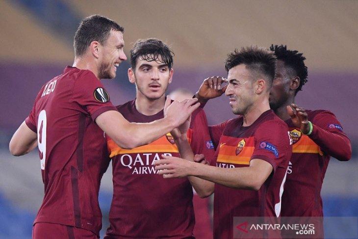 Liga Europa: Roma melaju, PSV disingkirkan Olympiakos