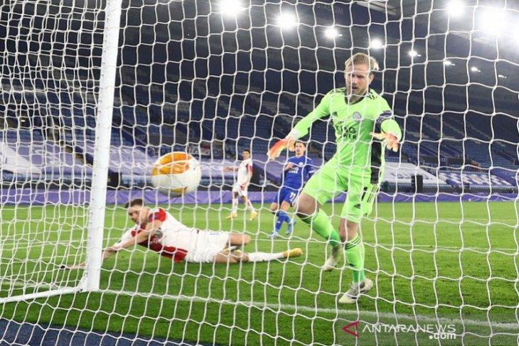Leicester City dan Bayer Leverkusen terdepak dari Liga Europa