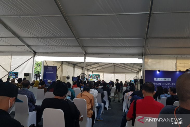 Kabupaten Bekasi terima 22.815 dosis vaksin COVID-19 tahap kedua