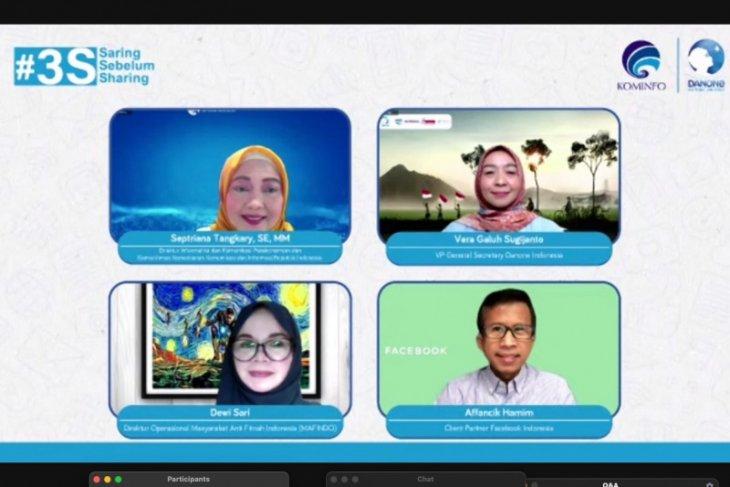 Kominfo: Literasi digital di Indonesia ibarat dua mata pisau