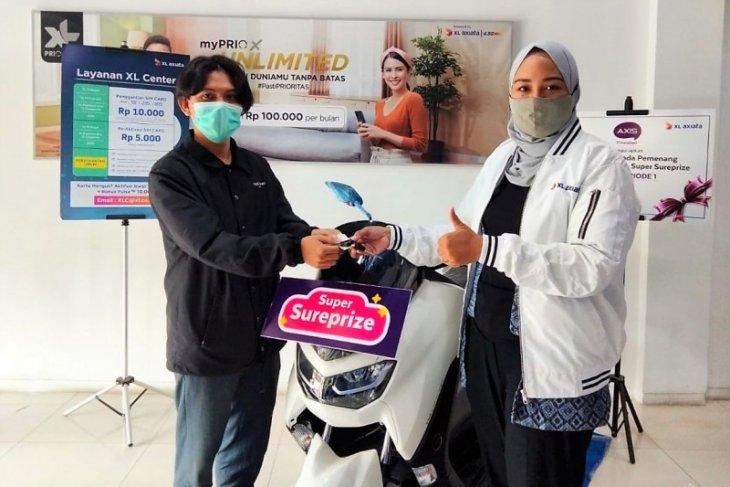 XL apresiasi pelanggan asal Jombang dan Malang