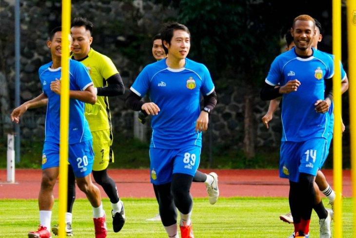 Pelatih Bhayangkara puas lihat kondisi pemain