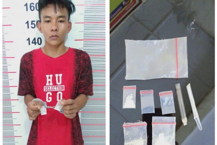 Sam pengedar sabu ditangkap Polsek Secanggang