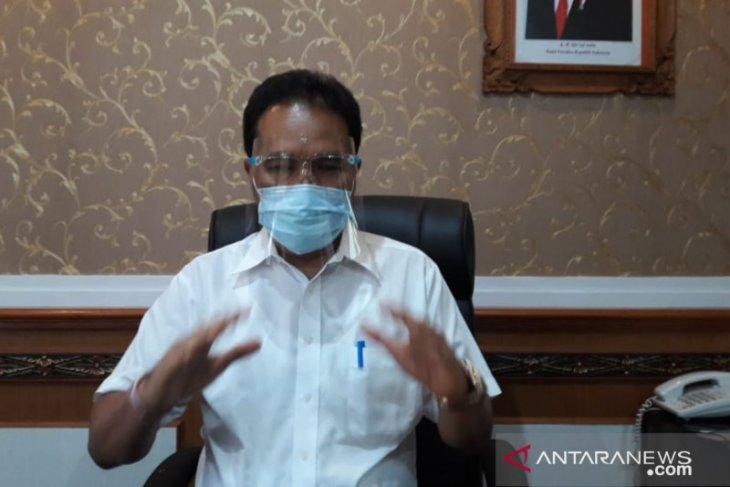 Kasus  COVID-19 di Denpasar bertambah 141 orang
