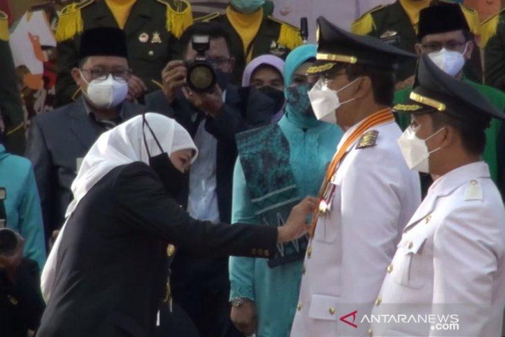 Gus Ipul kini Wali Kota Pasuruan setelah pernah jabat menteri dan Wagub Jatim