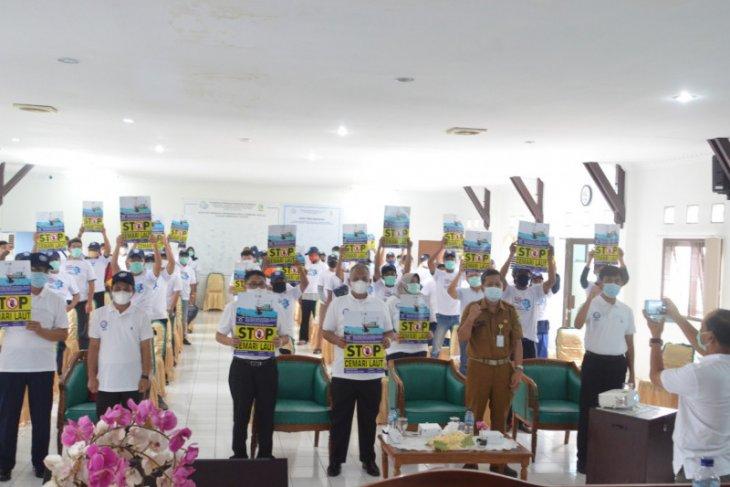 KKP ajak warga pesisir kampanye