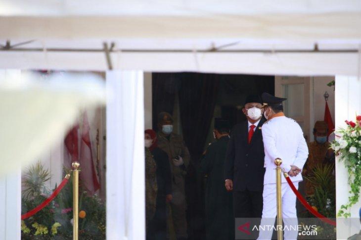 Gubernur Gorontalo lantik Bupati-Wabup Pohuwato, Bone Bolango dan Kabgor