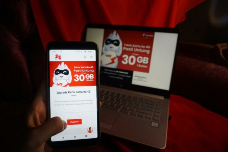 Telkomsel tawari pelanggan ganti kartu lama ke kartu Usim 4G, dapat kuota hingga 30 GB