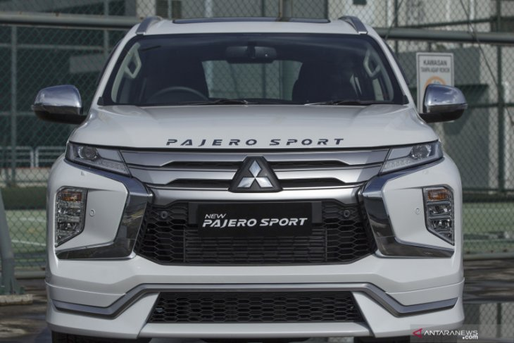 Pajero Sport Indonesia paling laris di dunia