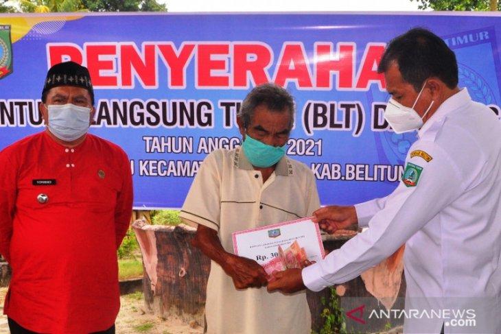 Pemkab Belitung Timur mulai cairkan BLT tahap I