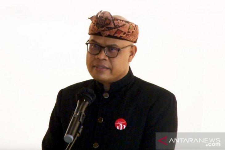 Penutupan Bulan Bahasa Bali 2021 diadakan tanpa penonton