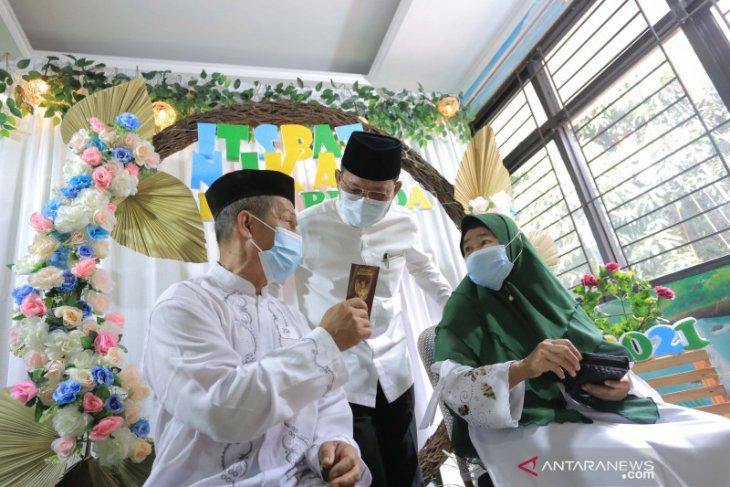 150 pasangan belum daftar nikah di Kota Tangerang ikuti sidang isbat nikah